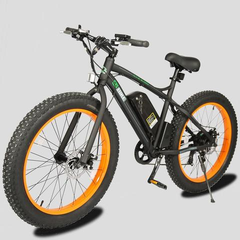 Fat Bike E-go